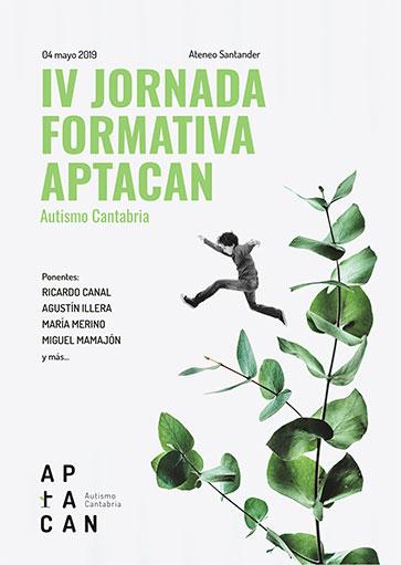 Cartel Curso IV Jornada Formativa Aptacan